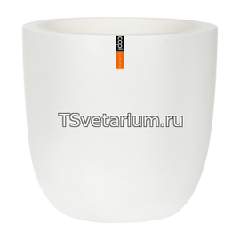 Кашпо Lux Couple 43х41 Белое (40х45)